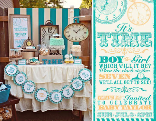 supercreative baby shower ideas, Baby shower