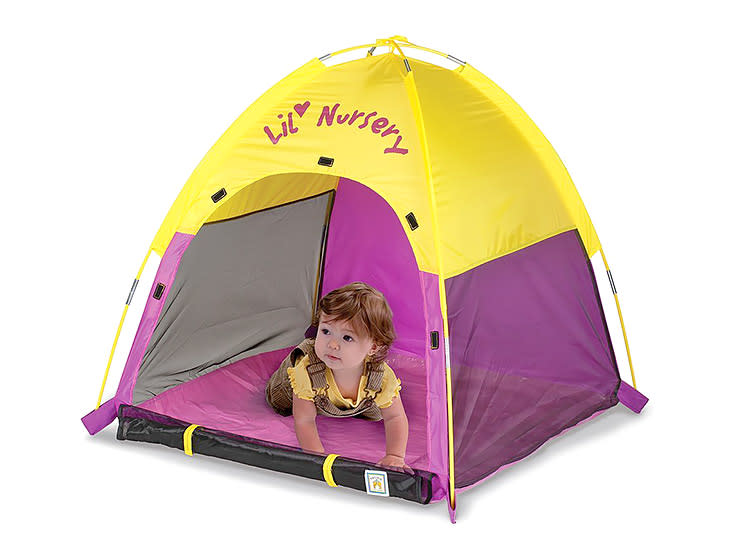 Pacific Play Tents Lil Nursery Baby Beach Tent