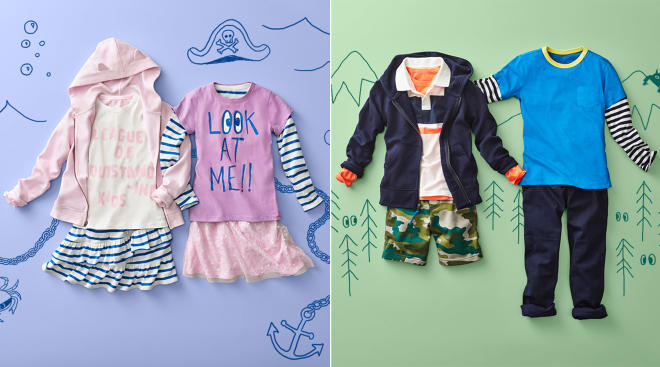 j. crew launches budget kids clothing line