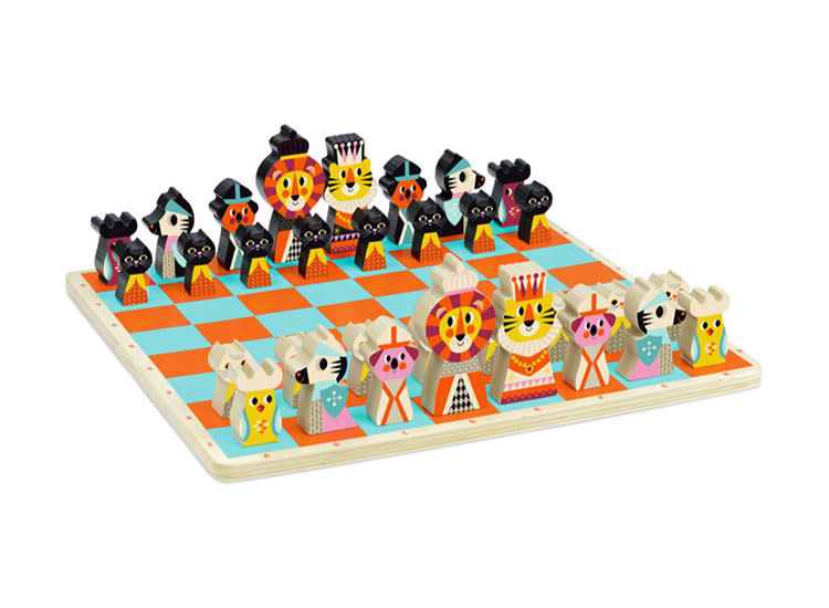 christmas gifts kids my first chess set