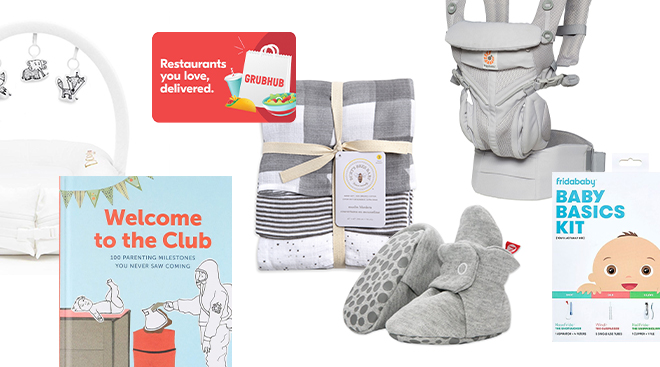 40 Baby Shower Gifts Perfect for