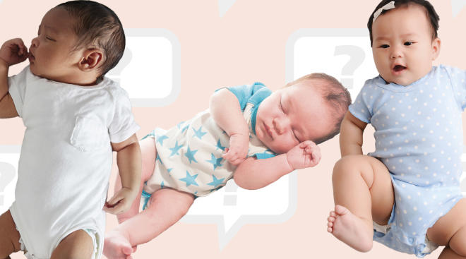 newborn baby collage, breaking down the cost of childbirth