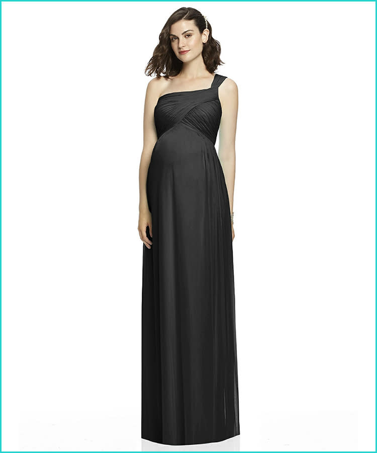 ccec799411 27 Maternity Bridesmaid Dresses for Any Style and Size