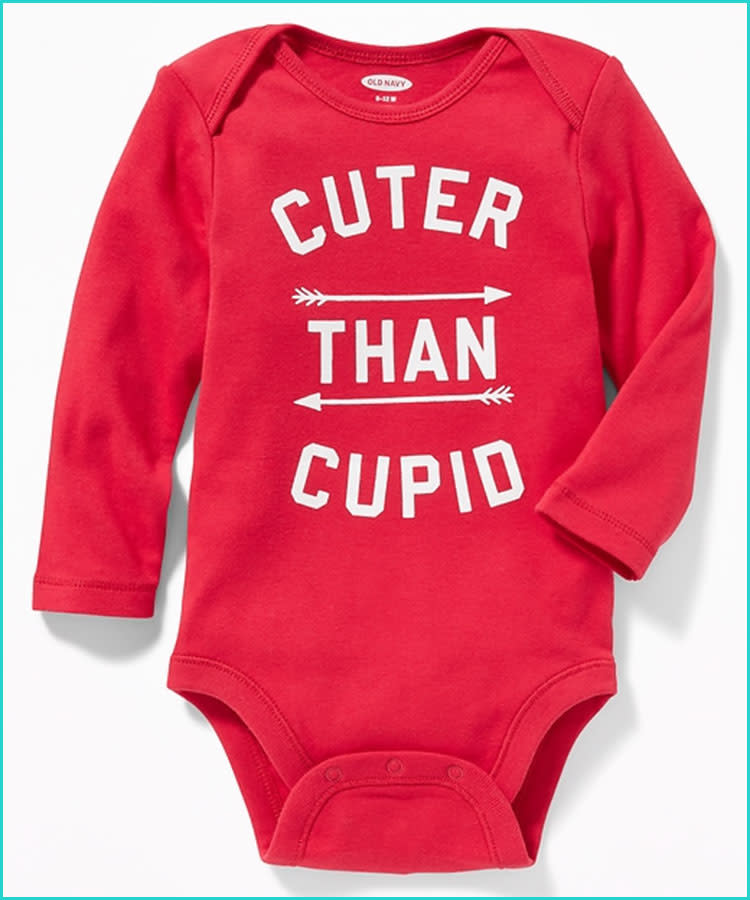 a53cf7f89 20 Valentine's Day Baby Outfits That'll Melt Your Heart