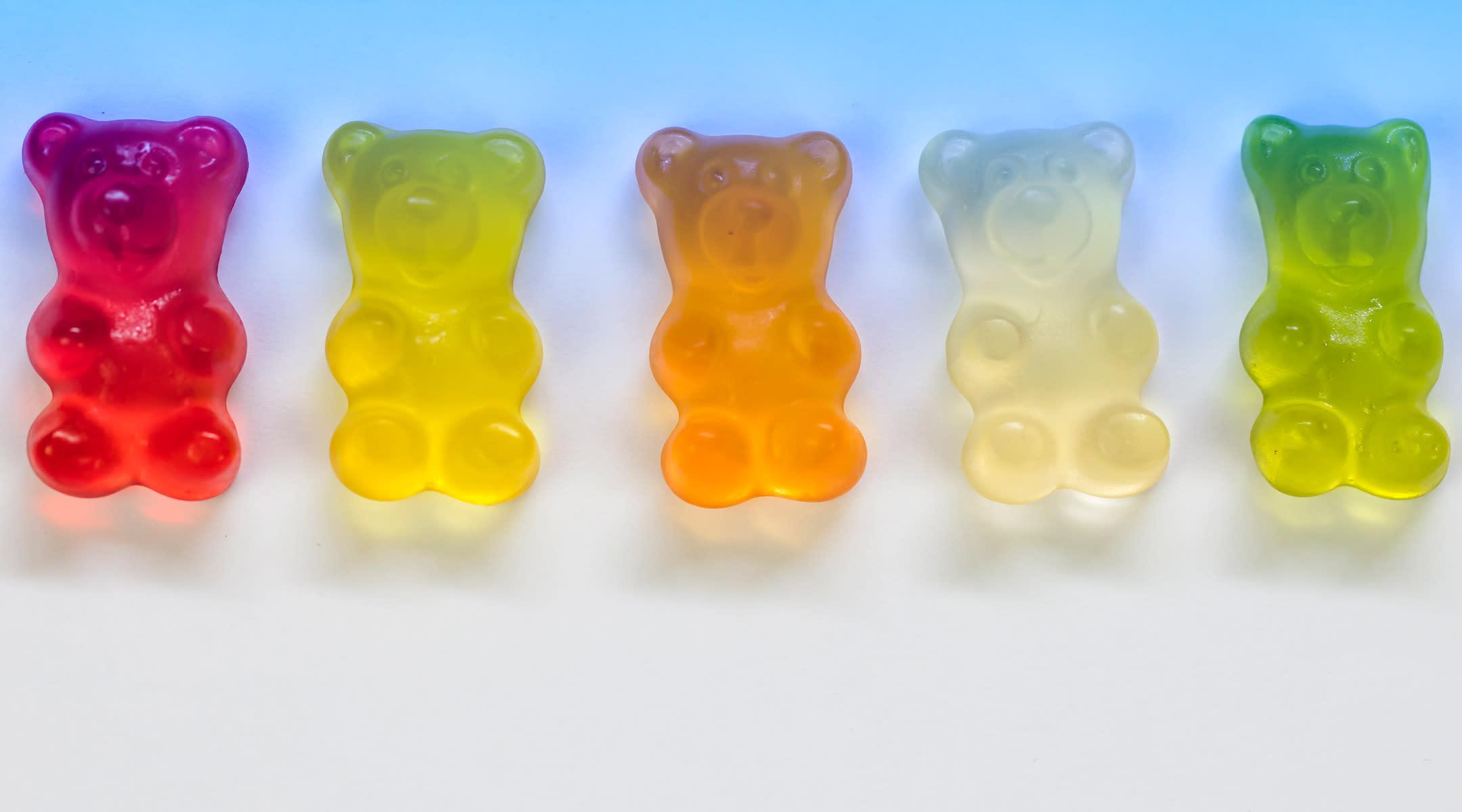melatonin gummy bears