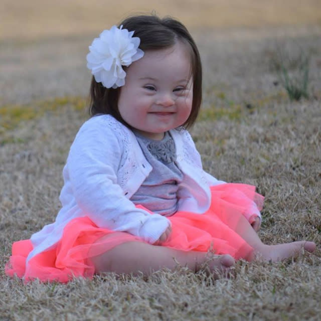 Mom Of Down Syndrome Baby Shares Letter To Doctor