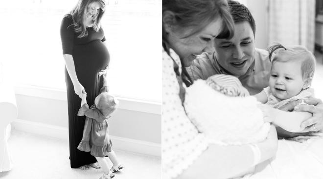 writer, Katelyn James shares her emotional journey of becoming a mom