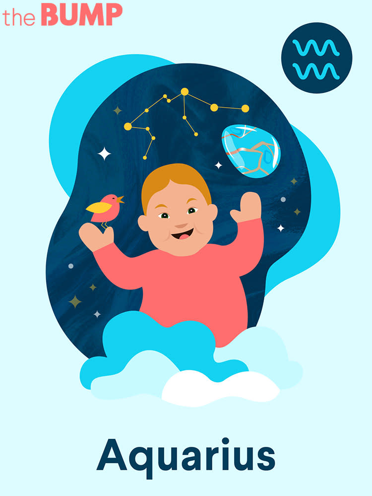 Best Baby Names Based On Your Child S Zodiac Sign