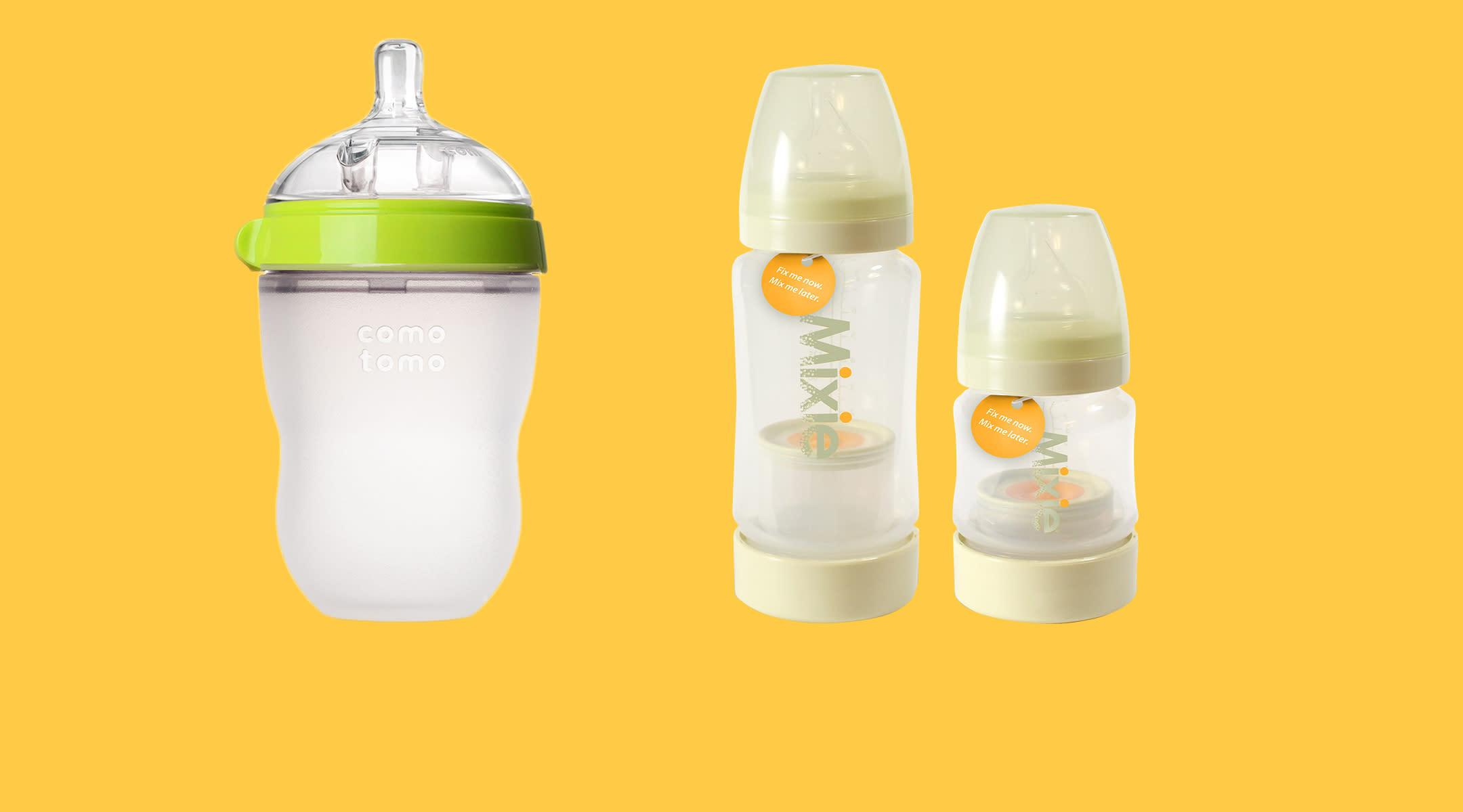 The Best Bottles And Feeding Gear For Baby