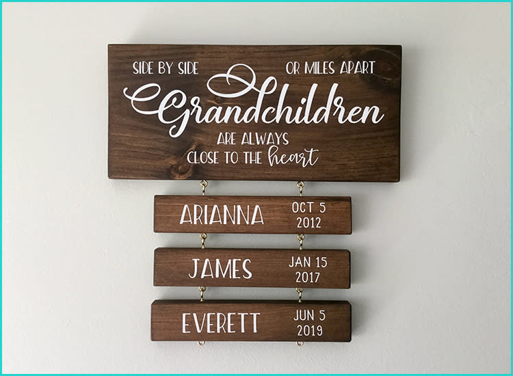 35 Christmas Gift Ideas For Grandparents