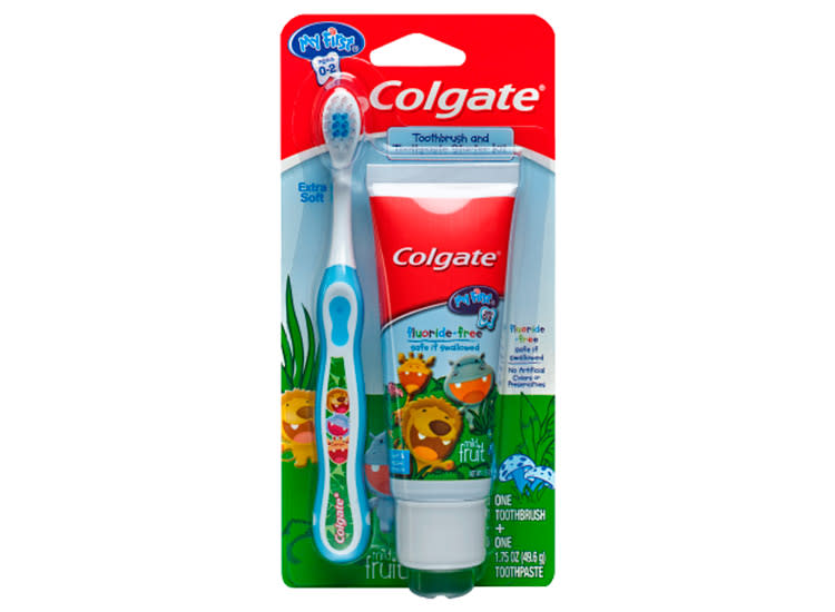 10 Best Baby And Toddler Toothbrushes