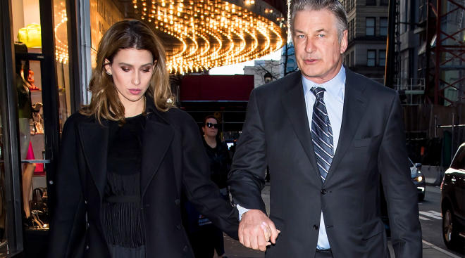 hilaria baldwin with alec baldwin, she posted on instagram about her miscarriage