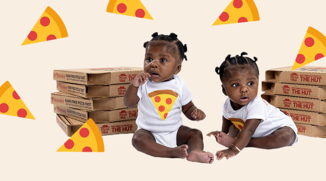pizza hut offers deal to first twins born during the super bowl