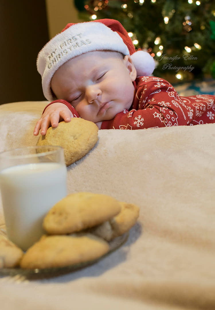 e5dc83cb1 Baby's First Christmas: Ornament and Outfit Ideas