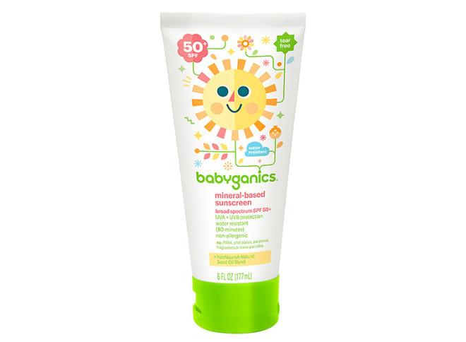 Best Sunscreen For Babies Amp Kids Baby Sunscreen Reviews