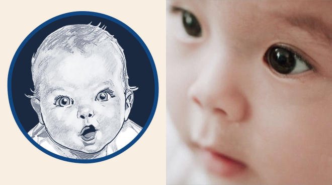 the next gerber baby is selected