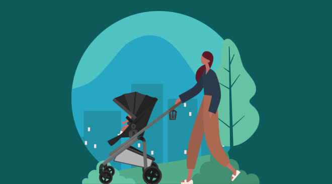first stroller features to look for