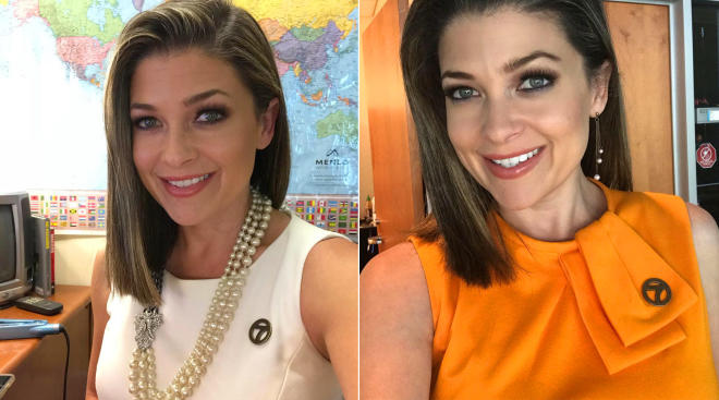 christina salvo, abc news anchor takes time off from abc7