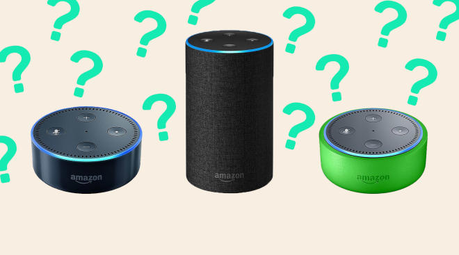 amazon alexa programmed to reply to kids questions