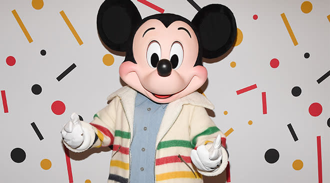 disney character mickey mouse