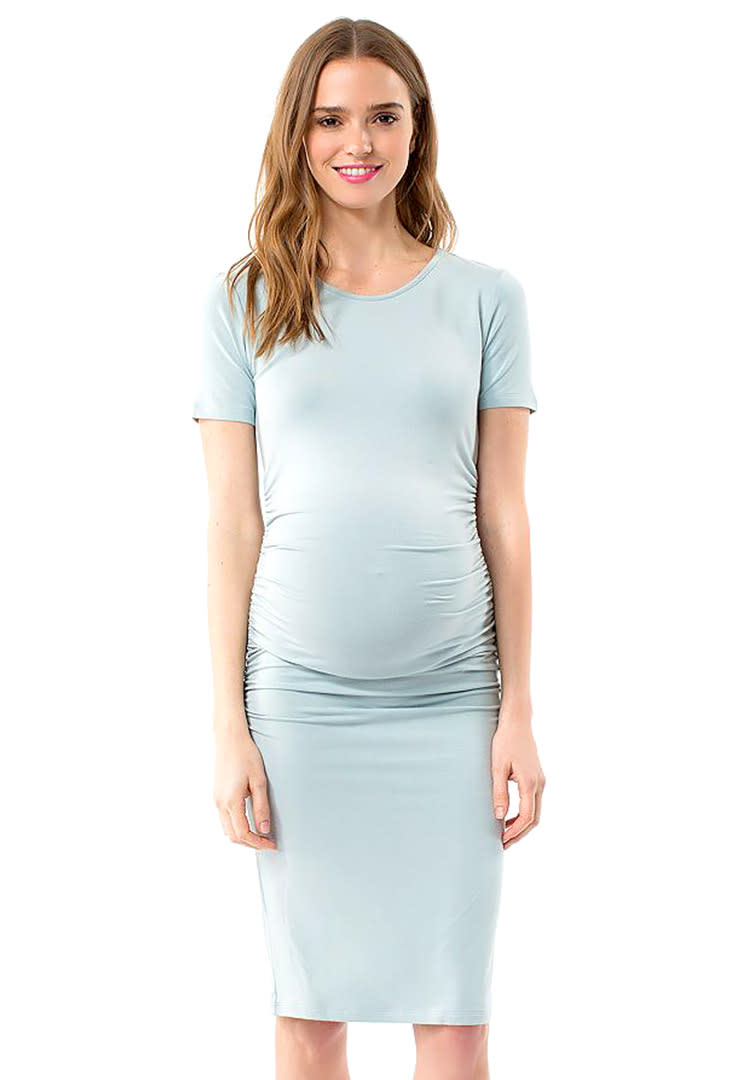 1eb3f709b6d99 Maternity Pip & Vine cheap baby shower dress