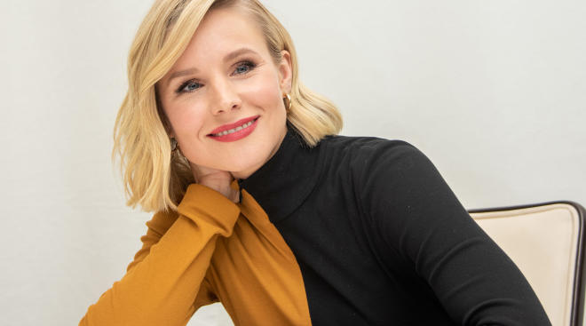 actress kristen bell talks about her parenting style