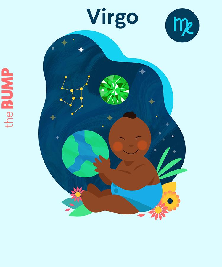 Child virgo male Virgo Child