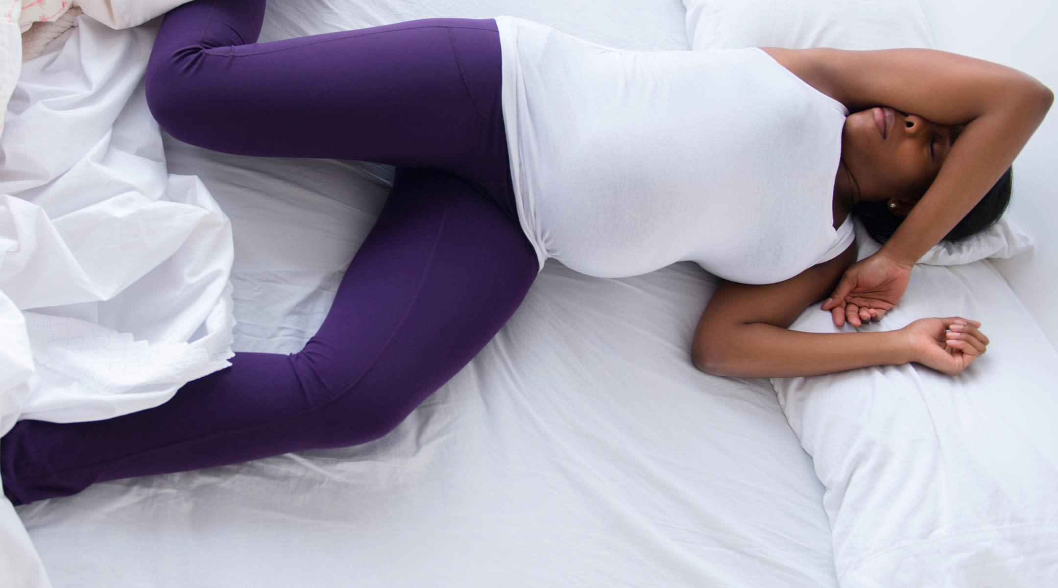 Can T Sleep Pregnant 71