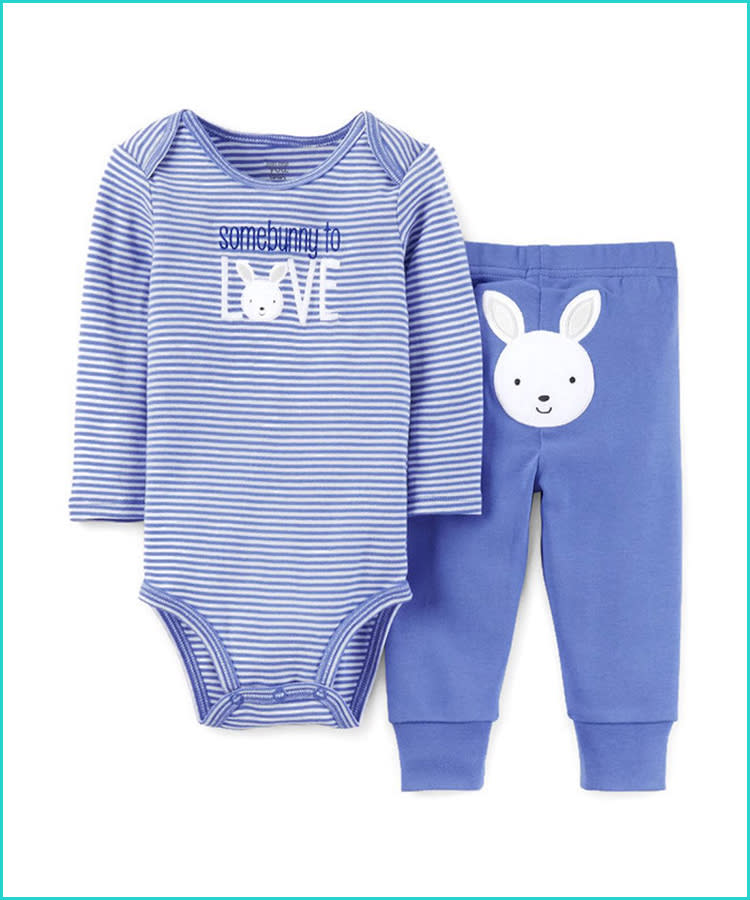 e04e833f0 22 Baby Boy and Girl Easter Outfits