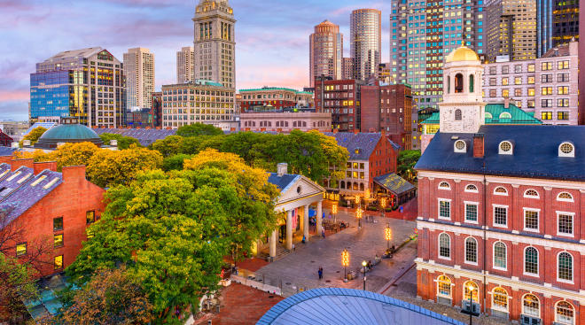 city of boston historic buildings
