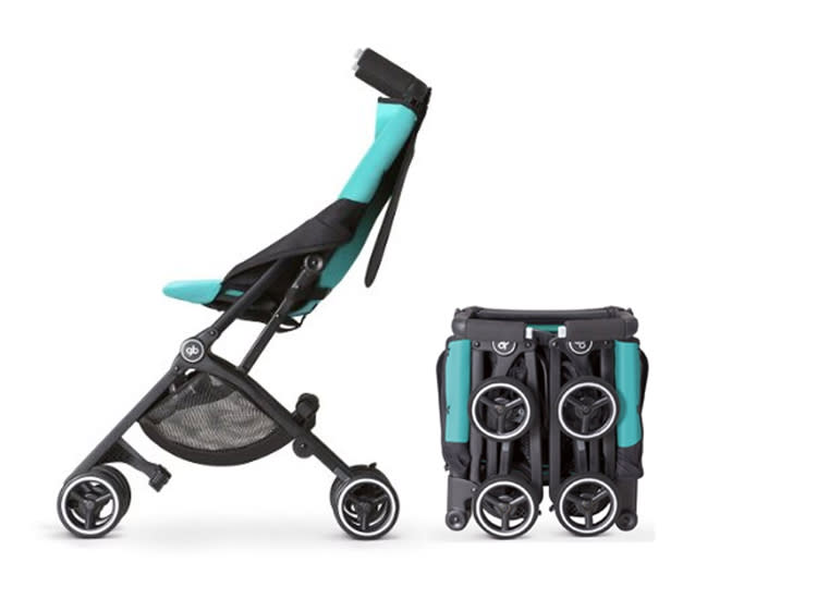 Best Travel Umbrella Stroller: GB Pockit