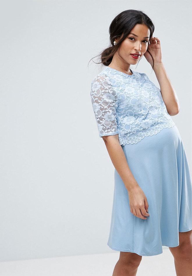 23 maternity wedding dresses asos lace mini plus size maternity wedding dress junglespirit Choice Image