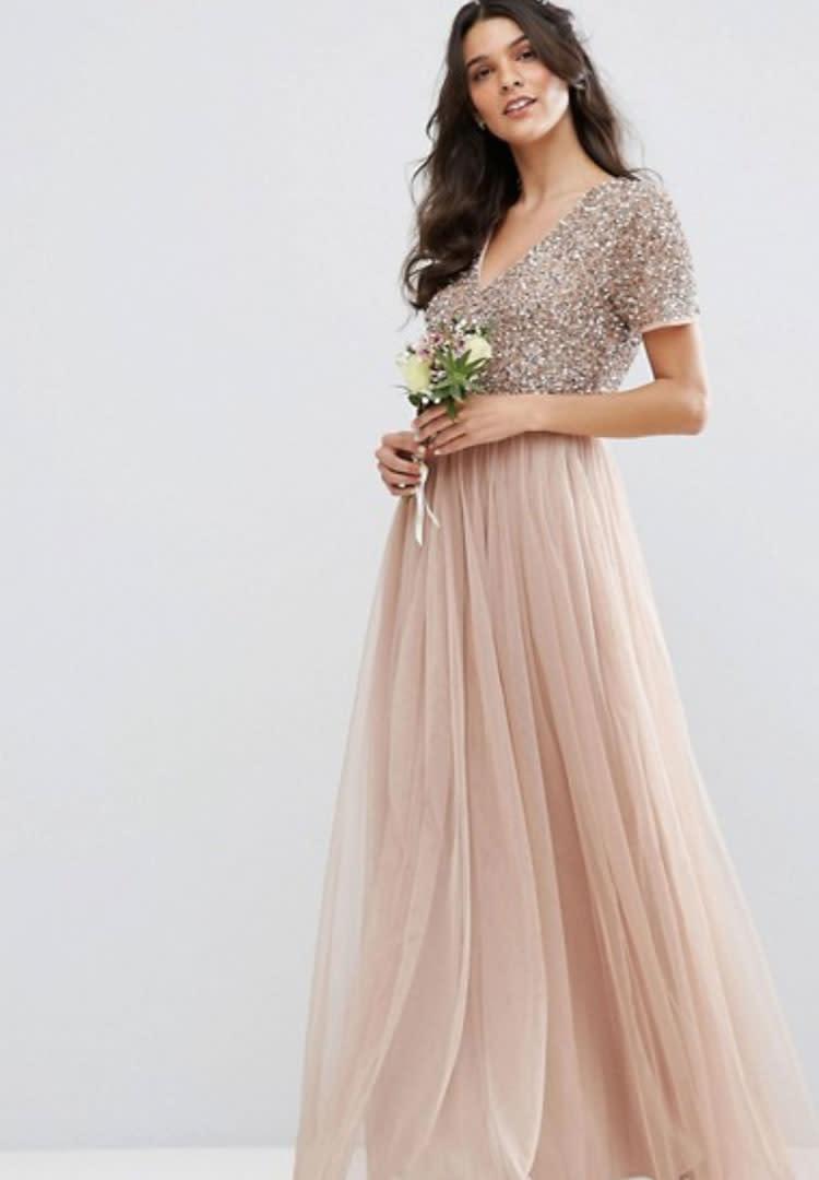6354b55af2dd0 Maternity Bridesmaid Dresses Sequin | Huston Fislar Photography