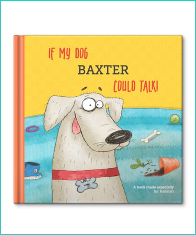 if-my-dog-could-talk-personalized-childrens-book