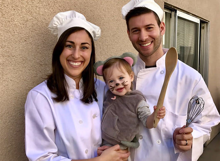 Halloween Costumes For Couples And Baby.Best Family Halloween Costumes Ideas For 2018