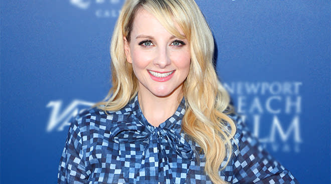 actor melissa rauch gives birth to baby number two