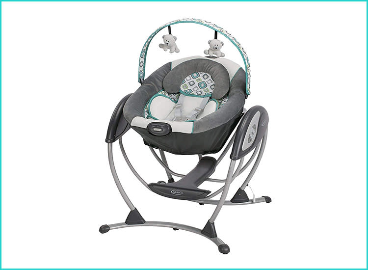 10 Best Baby Swings To Soothe Your Little One