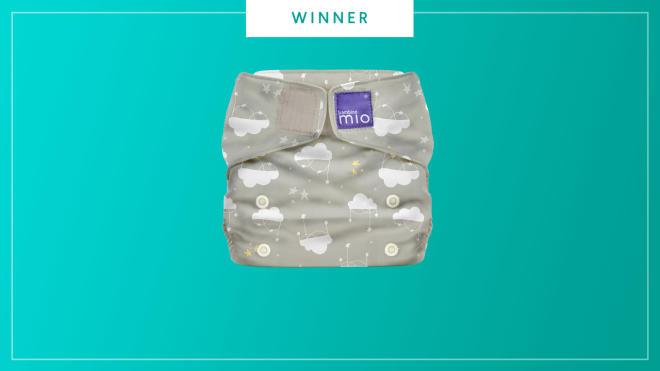 Bambino Mio, Miosolo All in One Cloth Diaper