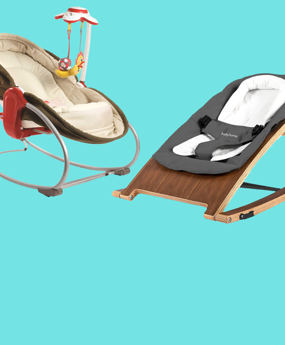 10 Baby Bouncers That Buy You 'Me' Time