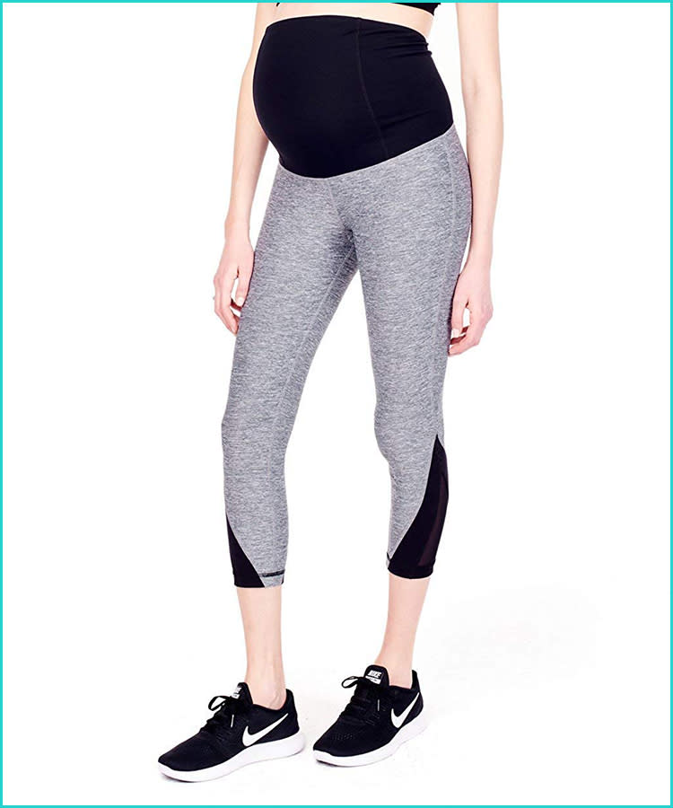 ec42f86515391 Maternity Workout Leggings. ingrid-isabel-maternity-leggings