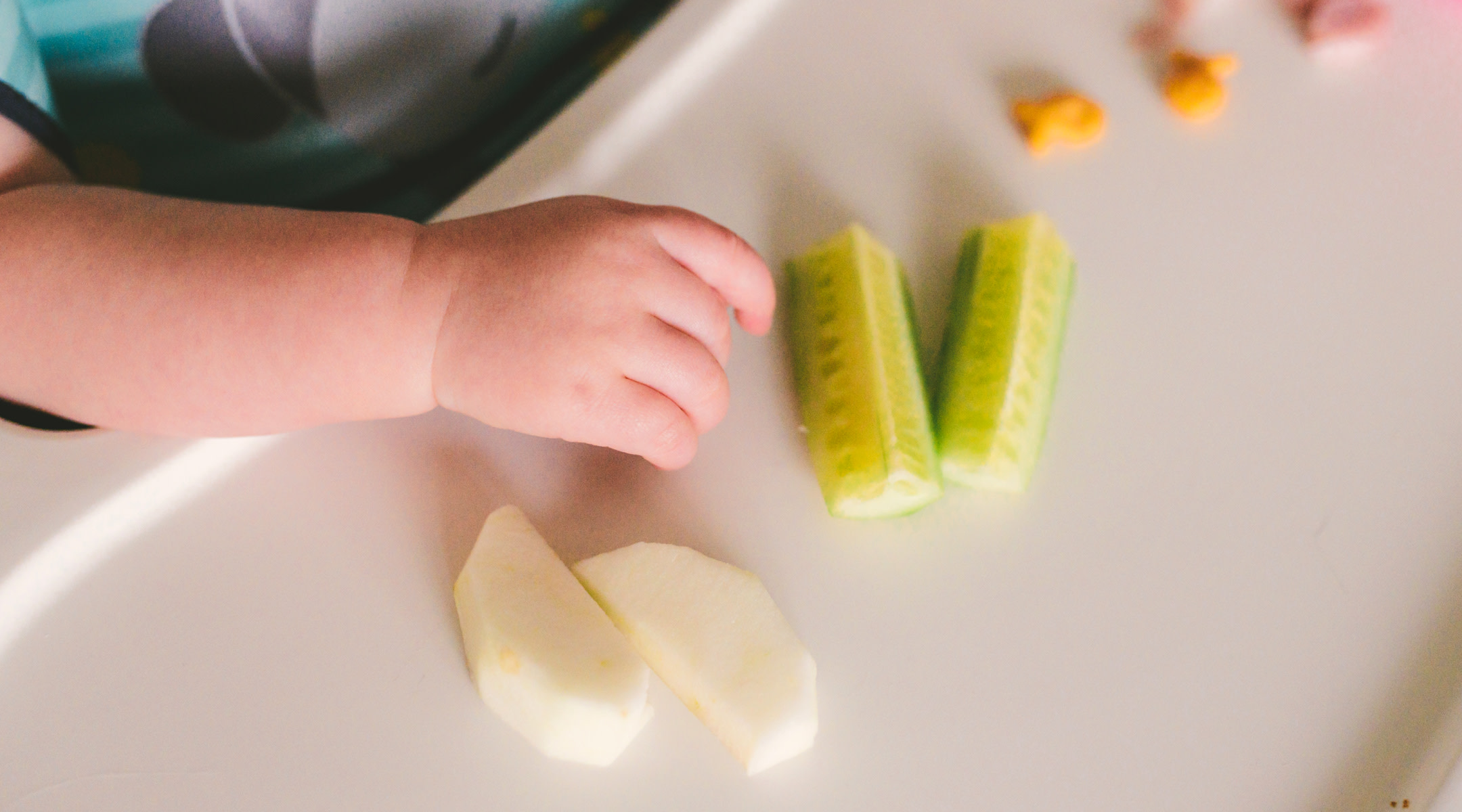 Making Your Own Sweet Potato Baby Food