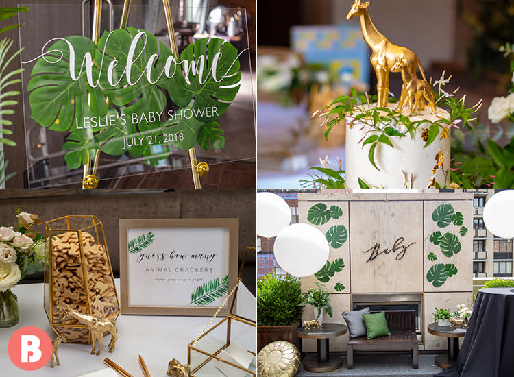 16 Unique Baby Shower Themes