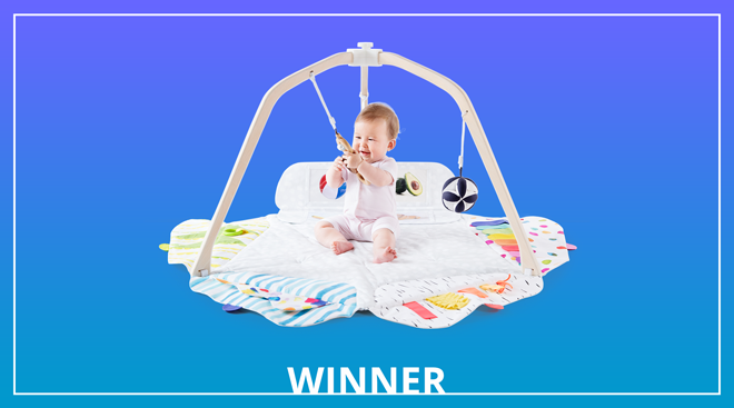 lovevery baby play mat gym