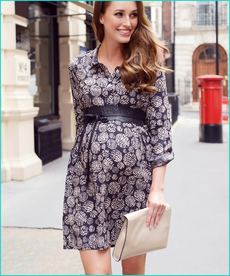 50a6736ba8ccc Trendy Maternity Clothes for Every Shape and Budget