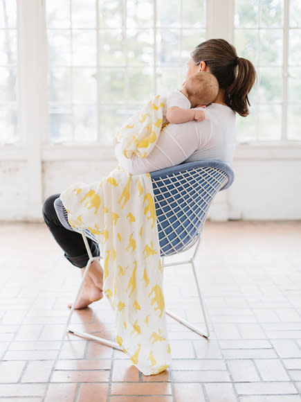 Nursing Covers Too Stylish Not to Wear in Public