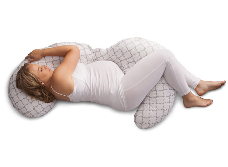 body slumber images pregnancy pillow support moonlight total u comfort review best for