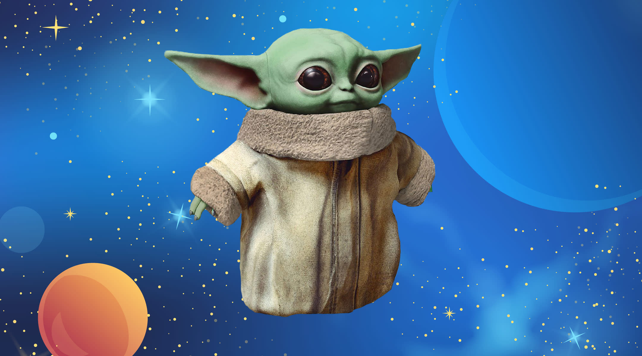 yoda baby toy released by disney plus