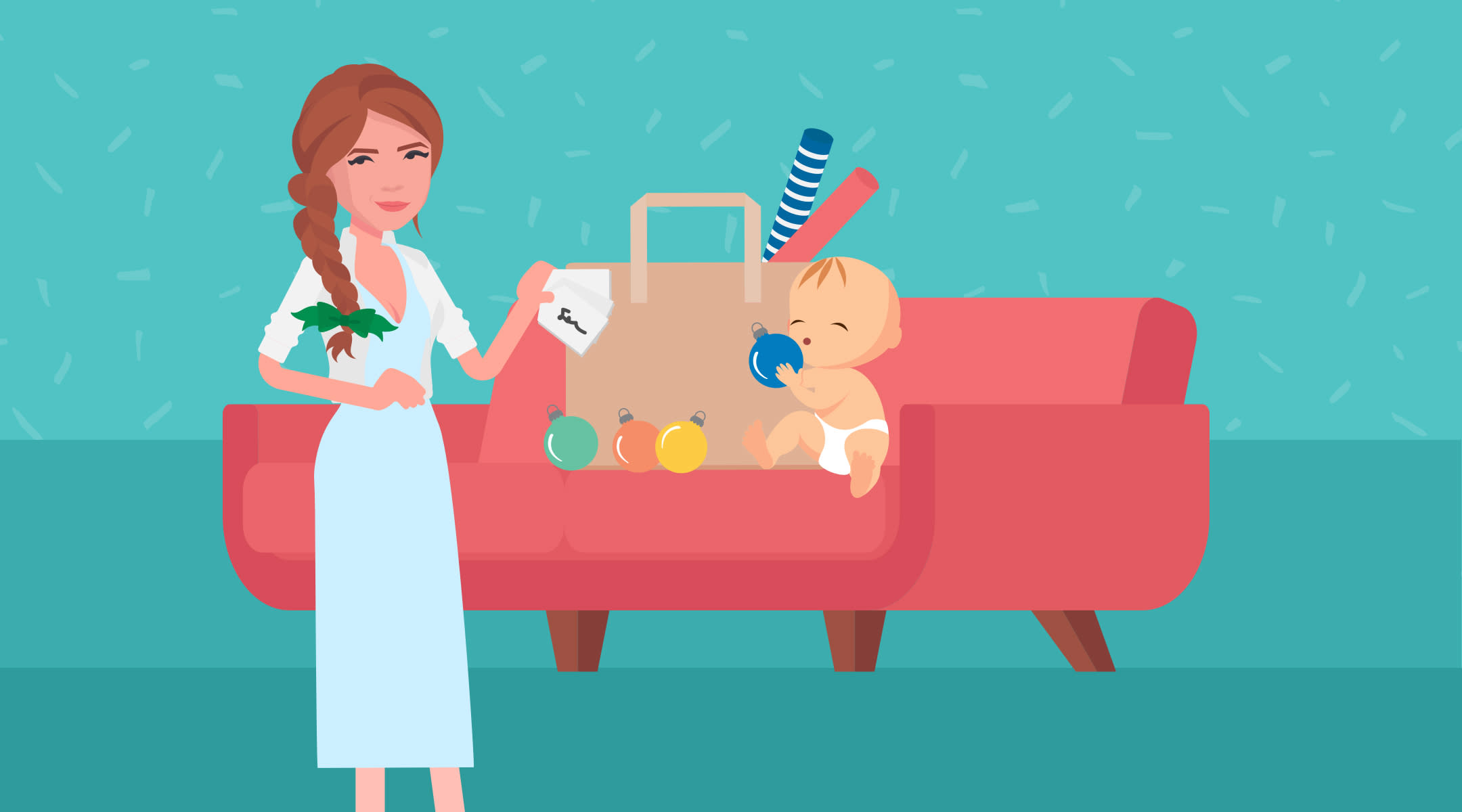 holiday survival guide for new parents
