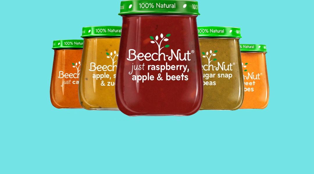 Beech Baby Food Recall