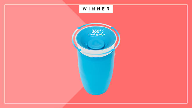 Best Sippy Cup: Munchkin Miracle 360 Trainer Cup